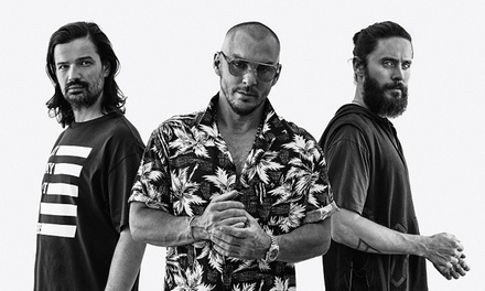 Thirty Seconds to Mars with Walk the Moon on Friday, July 6, at 6 p.m.