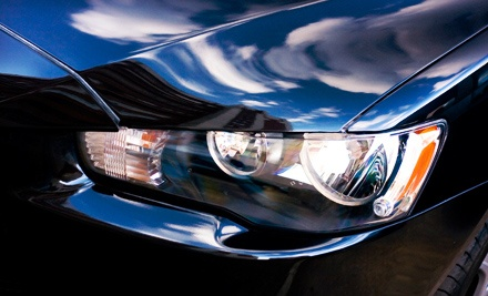$30 for One The Works Car Wash with Headlight Restoration at Premier Car Wash ($66.95 Value)