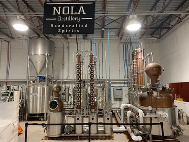 Distillery Tour and Tasting at NOLA Distillery (Up to 60% Off). Seven Options Available.