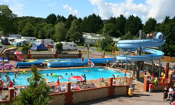 Lady's Mile Holiday Park - Dawlish: Devon Coast: 3 or 4 Nights For Up to Eight In Holiday Home from £115 at Lady's Mile Holiday Park (Up to 51% Off)