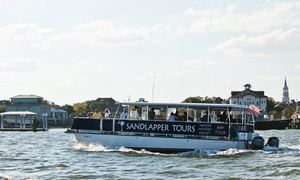 Sandlapper Water Tours: Nature, Sunset, or History Boat Tour for Two or Four from Sandlapper Water Tours (Up to 46% Off)