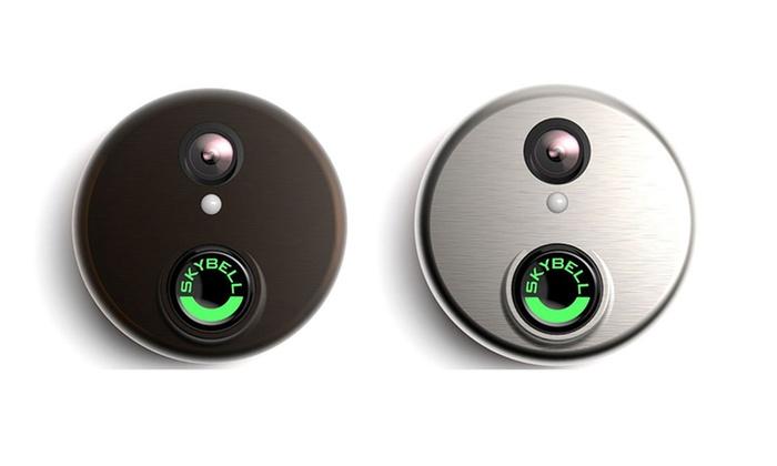 SkyBell HD WiFi 1080p Video Doorbell
