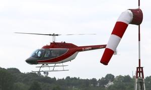 Aveo Flight Academy: 10, 20 oder 30 Min. Helikopter-Rundflug über vielen Städten für 1 Person bei Aveo Flight Academy (bis zu 45% sparen*)