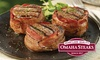 Omaha Steaks Stores - Omaha Steaks: Summer Grilling Meat Packages from Omaha Steaks Stores (Up to 74% Off). Three Options Available.