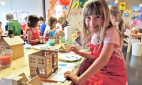 One-, Two- or Four-Week Summer Camp for Children at Playhouse Nursery (56% Off)