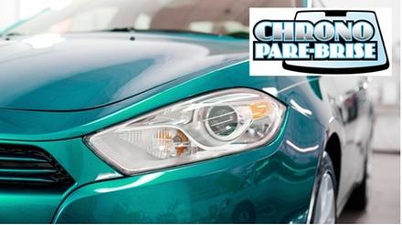 Rénovation des optiques phares de véhicule à 35 € au centre Chrono Pare Brise Montreuil