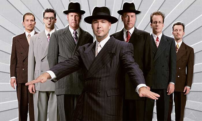 Big Bad Voodoo Daddy - Wellmont Theater: Big Bad Voodoo Daddy on March 17 at 8 p.m.