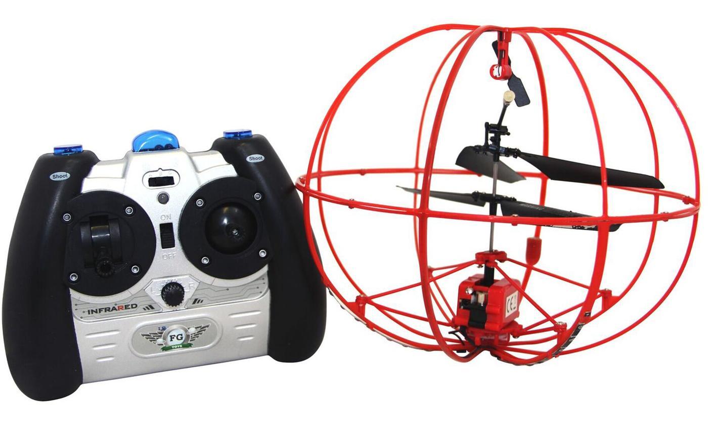 flying gadgets battle ufo