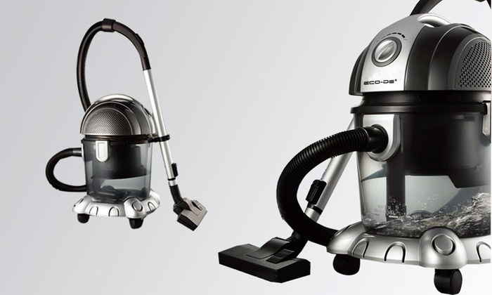 aspirateur blower wet dry sans sac eco 354 groupon shopping. Black Bedroom Furniture Sets. Home Design Ideas