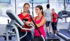 1-Month Gym & Class Access + PT
