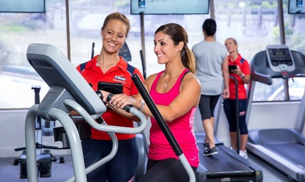 1Month Gym Access + 2 PT Sessions $19 or 6 PT Sessions & Nutrition Plan $39 @ Vision Personal Training Willoughby
