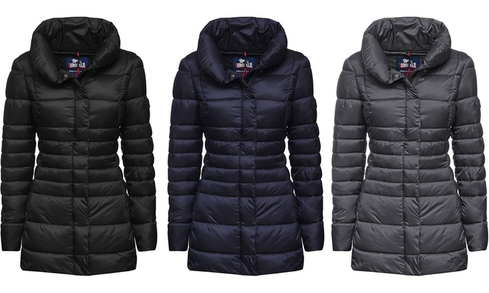 more photos 9fb48 ca07f Fino a 43% su Lonsdale piumino donna | Groupon