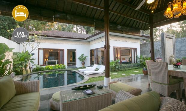 Bali: 4* Balinese-themed Villas 0