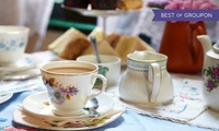 Afternoon Tea with Bubbly, a Treatment and Spa Access for One or Two at Bowfield Hotel and Country Club (Up to 51% Off)