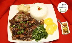Bom Mineiro Lourdes: Bom Mineiro Lourdes: almoço gourmet com entrada e prato principal para 2 ou 4 pessoas