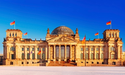 Berlin: 3, 4 oder 6 Tage im Doppelzimmer mit Frühstück und WiFi im Hotel Comenius