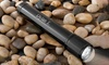 Up to 52% Off Personalized LED Flashlights from Qualtry