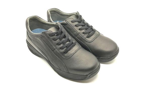 $59.95 for Unisex Leather Uniform Shoes