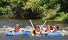 Up to 58% Off Tubing Rental at Bucks County River Country