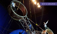 Big Kid Circus, 24 - 26 February, The Dips (Up to 33% Off)