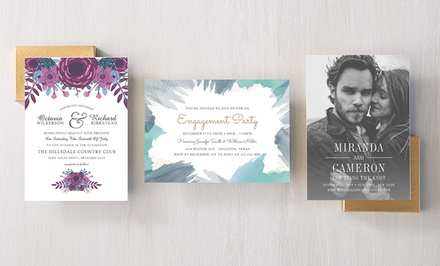 Up to 75% Off Zazzle Custom Cards or Invitations
