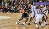 London Lions - The Copperbox: London Lions Basketball: Premium or Family Ticket to a Choice of Match at The Copper Box Arena (Up to 58% Off)