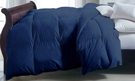 Hotel Grand Down-Alternative Comforter from $29.99-$34.99