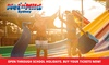 Wet'n'Wild Sydney - Wet'n'Wild Sydney: Wet'n'Wild Sydney: One-Day Entry (from $25) or Unlimited Entry for the Rest of the Season (from $49) - Save Over 50%!