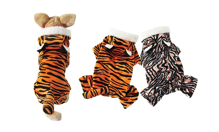$20 Tiger Costume for Dogs