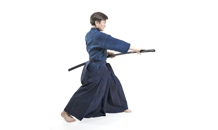 Tokey Hill Karate NYC - Tokey Hill Karate NYC: Three, Five, or Month Unlimited Iaido Japanese Sword Fighting Classes at Tokey Hill Karate NYC (Up to 78% Off)