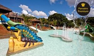 Águas Correntes Park: Águas Correntes Park – Cidade Ocidental: ingresso para 2 ou 5 adultos (opção para crianças)