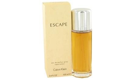 Eau de Parfum Escape Calvin Klein 100 ml pour femme à 45,90 €