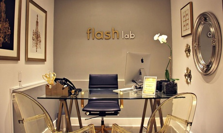 One or Two Spider Vein Removal Treatments at Flash Lab Laser (Up to b44% Off) 090d4c66-62ff-4dca-8046-ed0a68cf720a