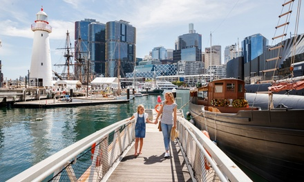 Big Ticket to Australian National Maritime Museum: Child $12, Adult $20, Family $48 Up to $79 Value