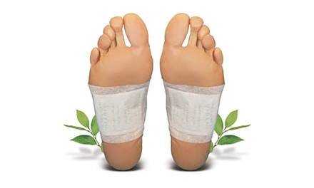 $18.90 for a 100-Piece Detox Foot Patches (worth $89)
