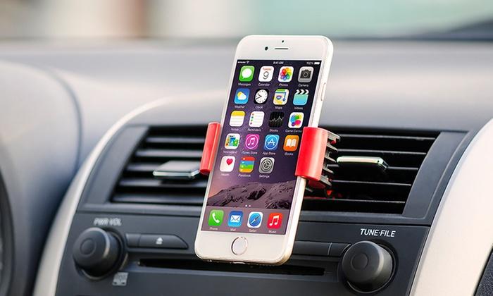 Aduro U-Grip Swivel Car Vent Smartphone Mount (1-, 2-, or 3-Pack)