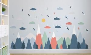 Stickers muraux chambre d'enfant