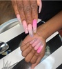 Up to 57% Off Acrylic Manicure at Upscale Nail Lounge