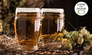 Oficina da Cerveja: Curso básico de cerveja artesanal para 1, 2 ou 4 pessoas na Oficina da Cerveja – Portão