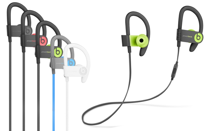 ce22a68e914 Up To 52% Off on Powerbeats 3 Wireless Headphones | Groupon Goods
