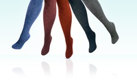 GROUPON: One or Two Pairs of Minx Speckled Wool Knee Highs One or Two Pairs of Minx Speckled Wool Knee Highs