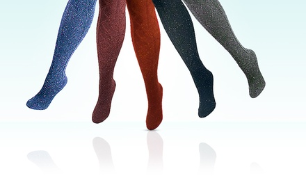 One or Two Pairs of Minx Speckled Wool Knee Highs from $13.99—$19.99