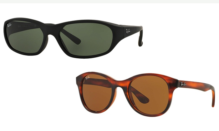 c0f9c2bbcd Ray-Ban Sunglasses  RB4203 Tortoise Frame-Brown Lenses. Discount 38%