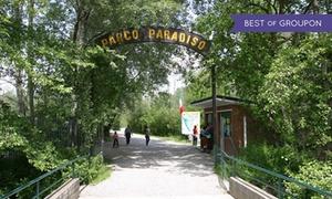 Parco Ittico Paradiso: Ingresso al Parco Ittico Paradiso - Natura e biodiversità a Milano, fino a 2 adulti e 2 bambini (sconto fino a 42%)