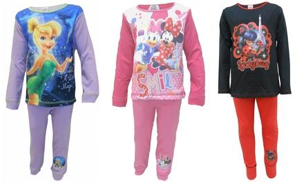 Girls' Character Pyjama Set