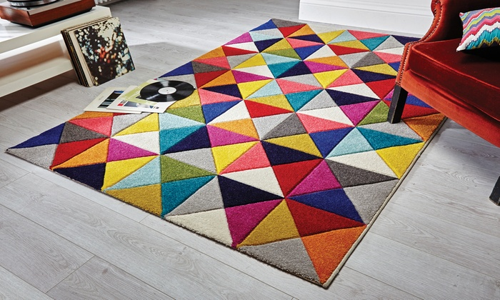 Hand Carved Rugs In 6 Designs Groupon