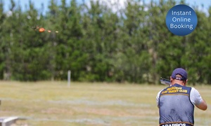 Marconi Clay Target Club: Group Clay Target Shooting up to Two-Hours for One ($99) or Ten ($965) at Marconi Clay Target Club (Up to $2000 Value)