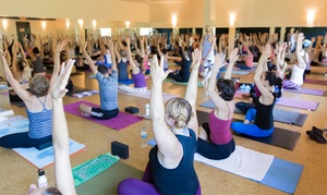 Up to 22% Off at Inner Fire Yoga  at Inner Fire Yoga, plus 6.0% Cash Back from Ebates.