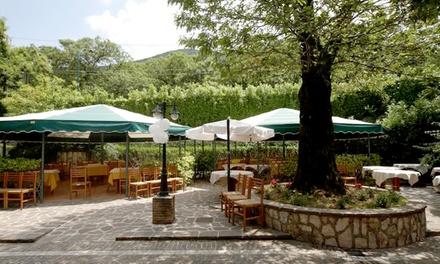 Il Boschetto, menu irpino km0 con vino a 29,90€euro