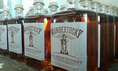 image for Wondertucky Experience for Two, Four, or Six at Wondertucky Distillery (Up to 52% Off)